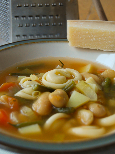Minestrone – my version of an Italian classic 2